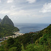 The Piton's St Lucia