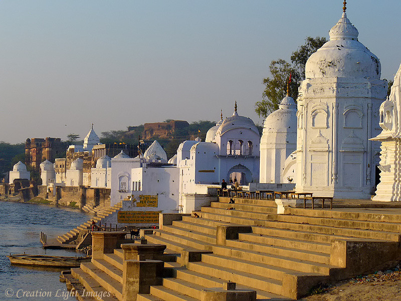 Bateshwar Temples Along The Yamuna River