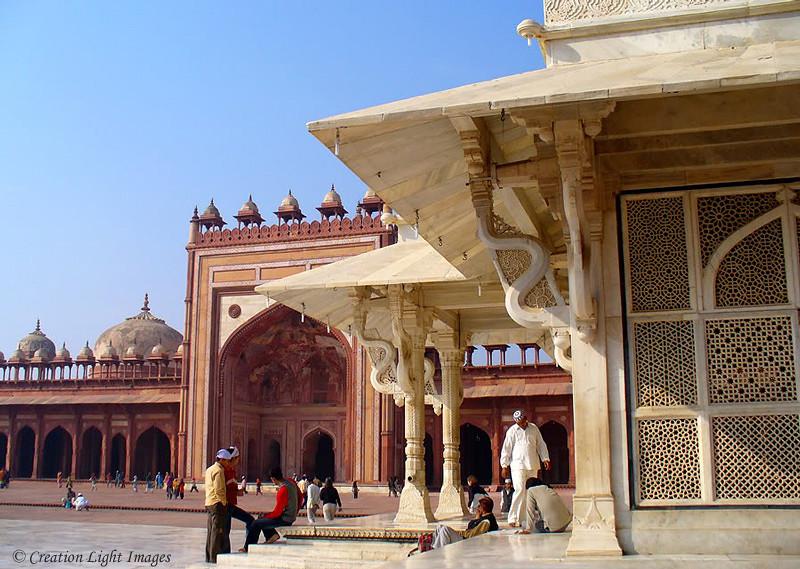 Tomb of Salim Chisti, Fatehpur Sikri