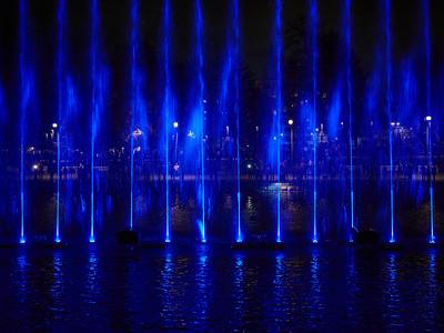 Dancing Waters of Tammerekoski 2020  number 6 The Blue wall