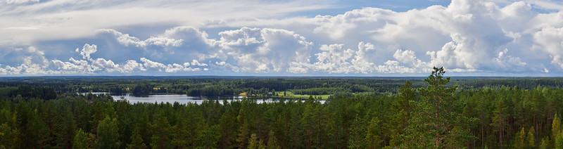 Hameenkyro landscape