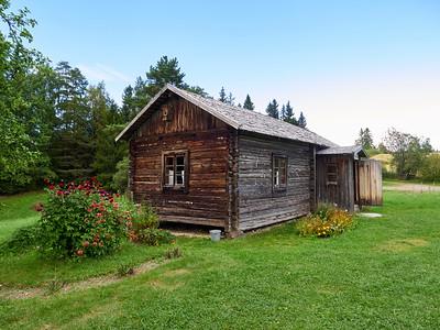 Myllykolu.  FE Sillanpaa childhood home