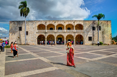 Santo Domingo, Dominican Republic - December 2015