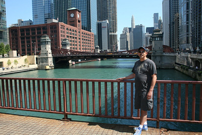 A day in Chicago