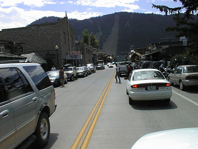 Northwest Tour 2000 - July-August, 2000 - Jackson, Wyoming