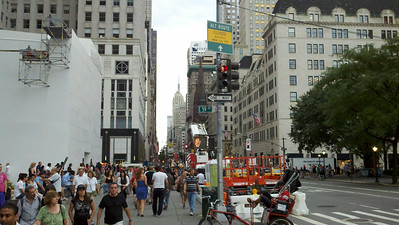 5th Avenue at 59th St.