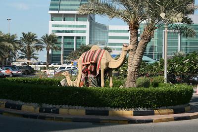 Touring Manama, Bahrain