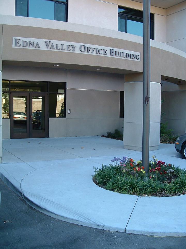 Edna Valley Office Building, San Luis Obispo, California