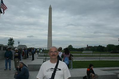 A day in Washington, DC - Washington Monument - May 17, 2008