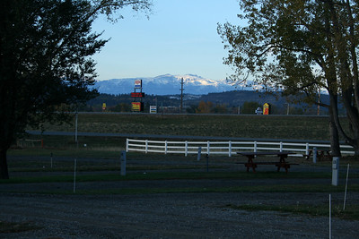Mountain Range RV Park, Columbus, Montana