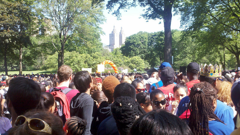 AIDS Walk New York 2012