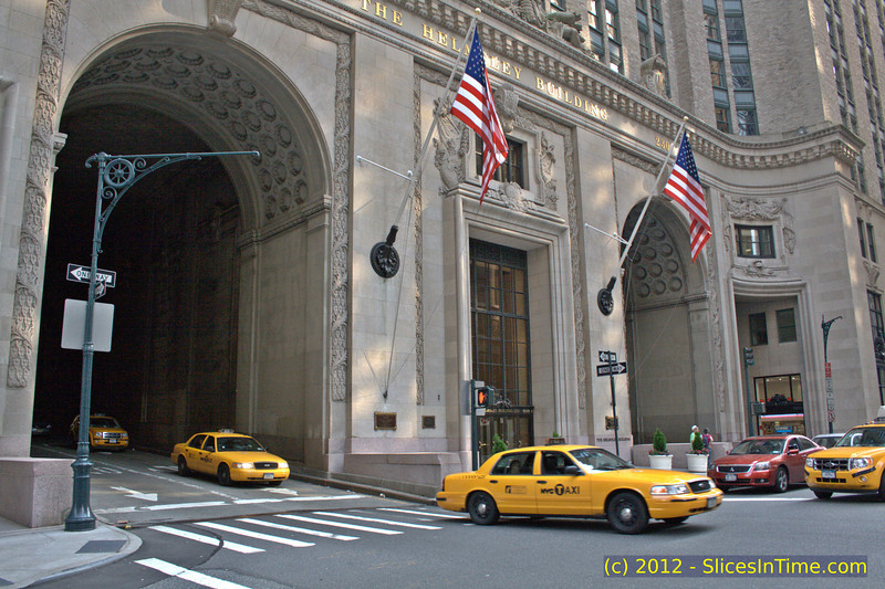 Helmsley Building - 46th St at Park Avenue, New York, NY