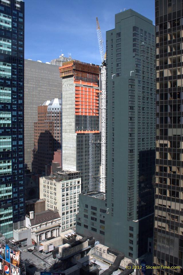 Hyatt Times Square - May 17, 2012