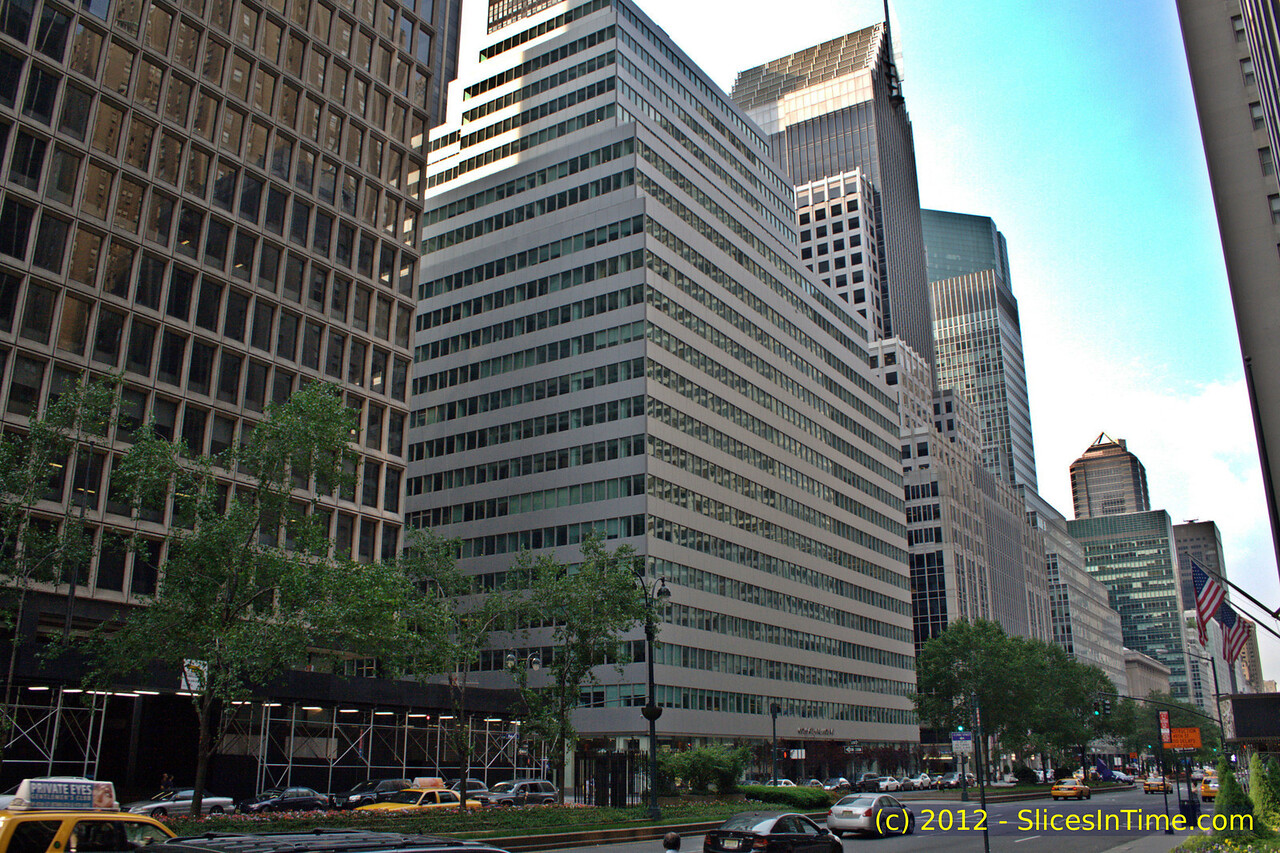 Colgate-Palmolive Building, 49th St at Park Avenue, New York, NY