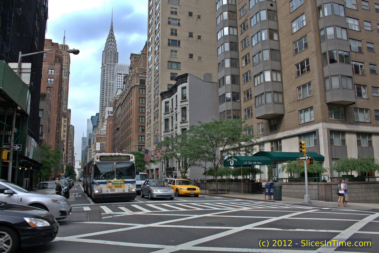 Lexington Ave, New York, NY