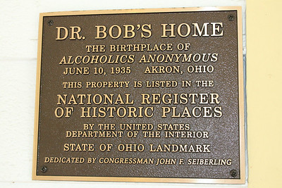 Dr. Bob's Home in Akron, Ohio