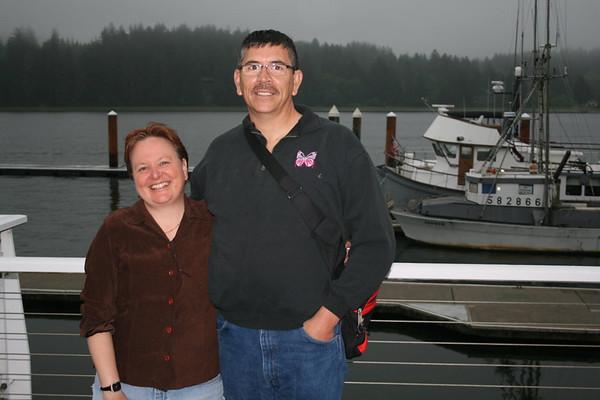 Leah, Joe, Florence, Oregon