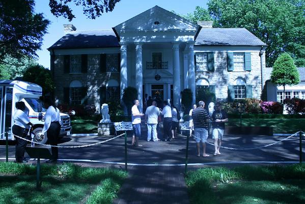Graceland, Memphis, Tennessee