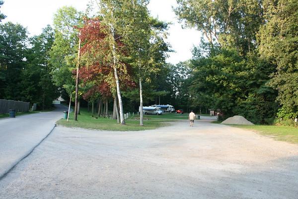 North Beach Campground - Burlington, Vermont