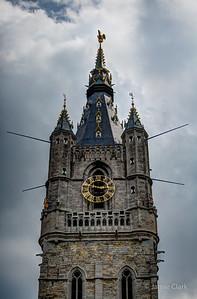 Belfort. Ghent, Belgium