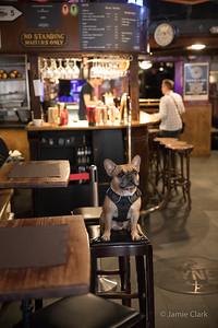 Pub's Owner @ Nice, France, October 2017