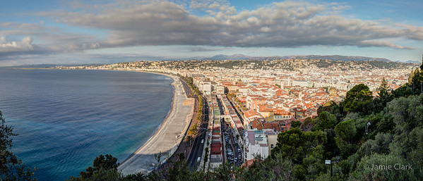 Castle Hill @ Nice, France, October 2017