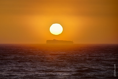 Container SUnset