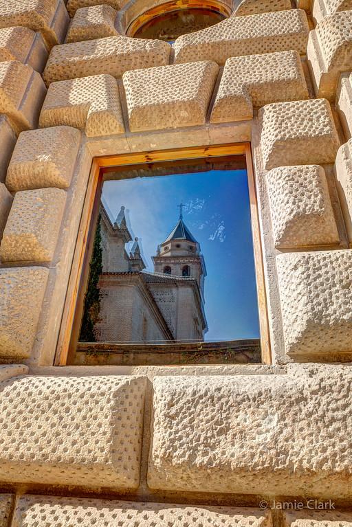 Alhambra @ Granada, Spain October 23, 2016