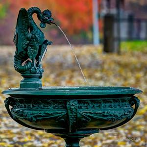 Chicken/Dragon/Thing-a-ma-bob Fountain