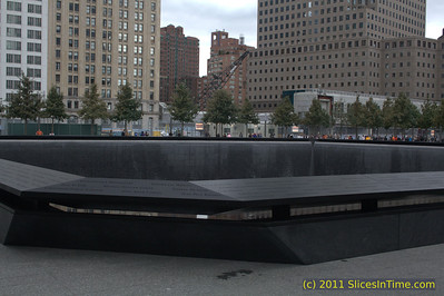National September 11 Memorial, World Trade Center, New York, NY