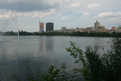 Jackie Kennedy Onassis Reservoir in Central Park