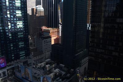 Hyatt Times Square, 135 West 45th Street - 01/30/2012 (DSLR)