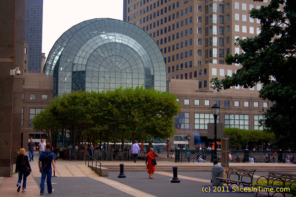 World Financial Center, Lower Manhattan