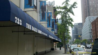Daily Show Studio - Midtown walk, May 5, 2012 - Motorola DroidX