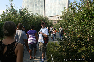 The High Line, New York City, New York