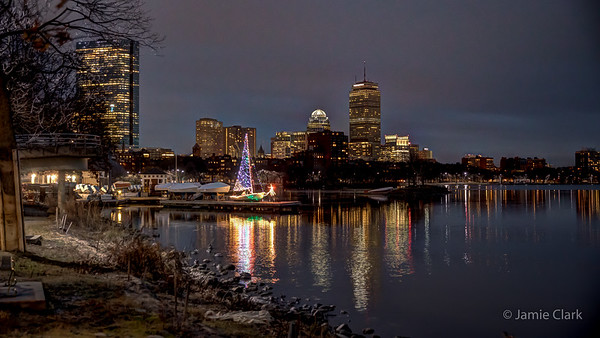 Winter Break in Boston 2016-17