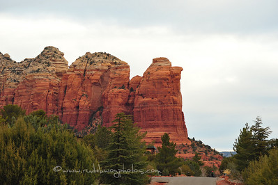 Coffee Pot Mountain, Sedona Az