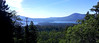 A view of Big Bear Lake from the trail, cropped for a possible fb cover.