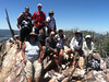 Another group shot taken at the summit so the previous picture's photographer could be in the picture.
