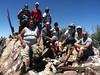 Group shot taken at the summit.