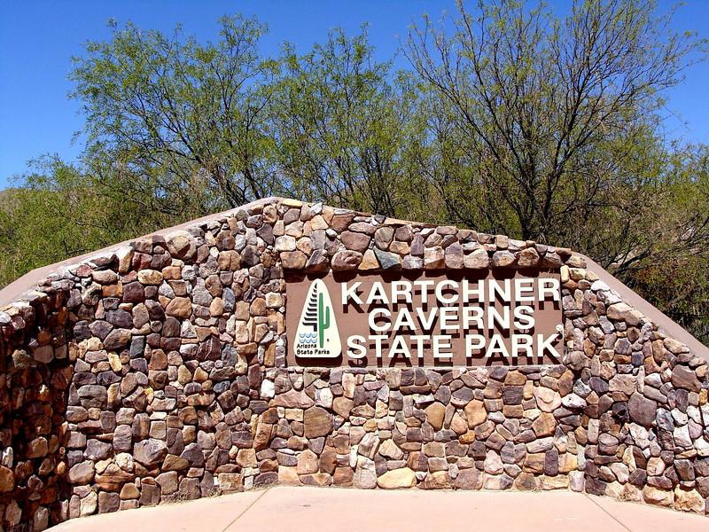 First stop, Kartchner Caverns.