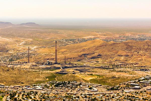 Asarco Smelting Site El Paso