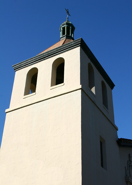 Mission at Santa Clara, California