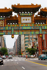 Chinatown-Washington DC