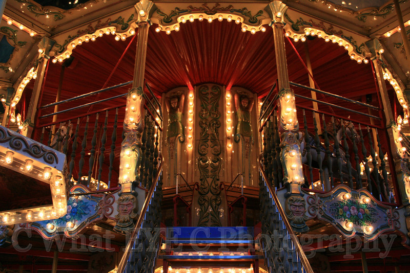 Carousel on Pier 39, San Fransisco, CA