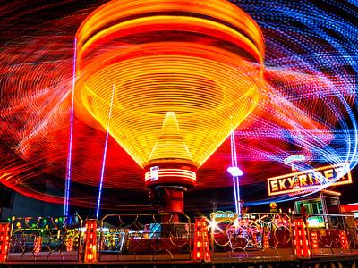 Sky Rider Amusement Ride