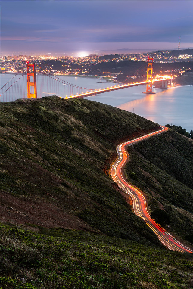 Marin Headlands I