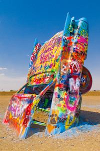 Cadillac Ranch Caddy