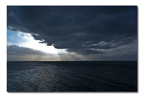 Late Afternoon Seascape (94396805)