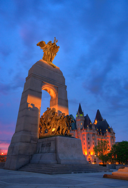 National War Memorial - Ottawa, ON - 5/15/2011